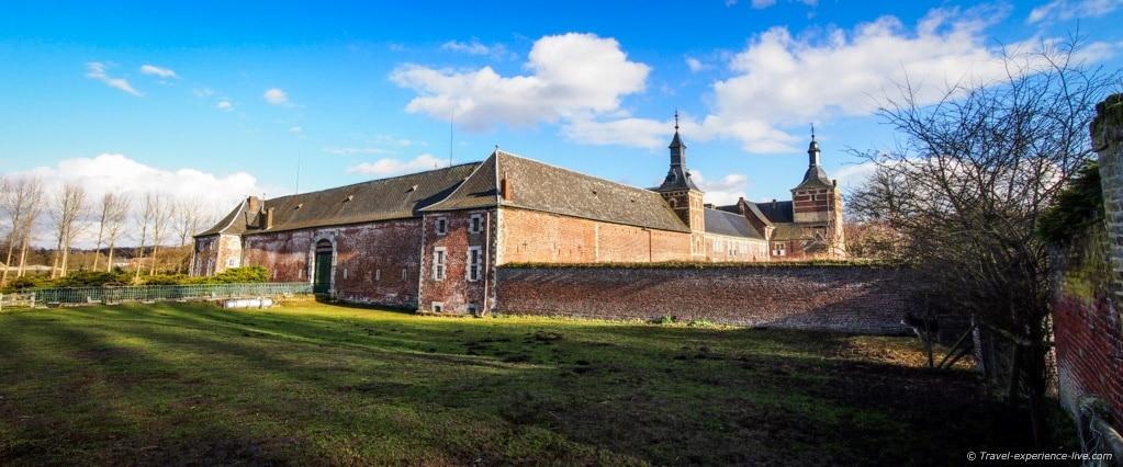 Castle Betho, Tongeren, Belgium