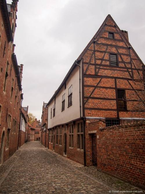 Great Beguinage, Belgium