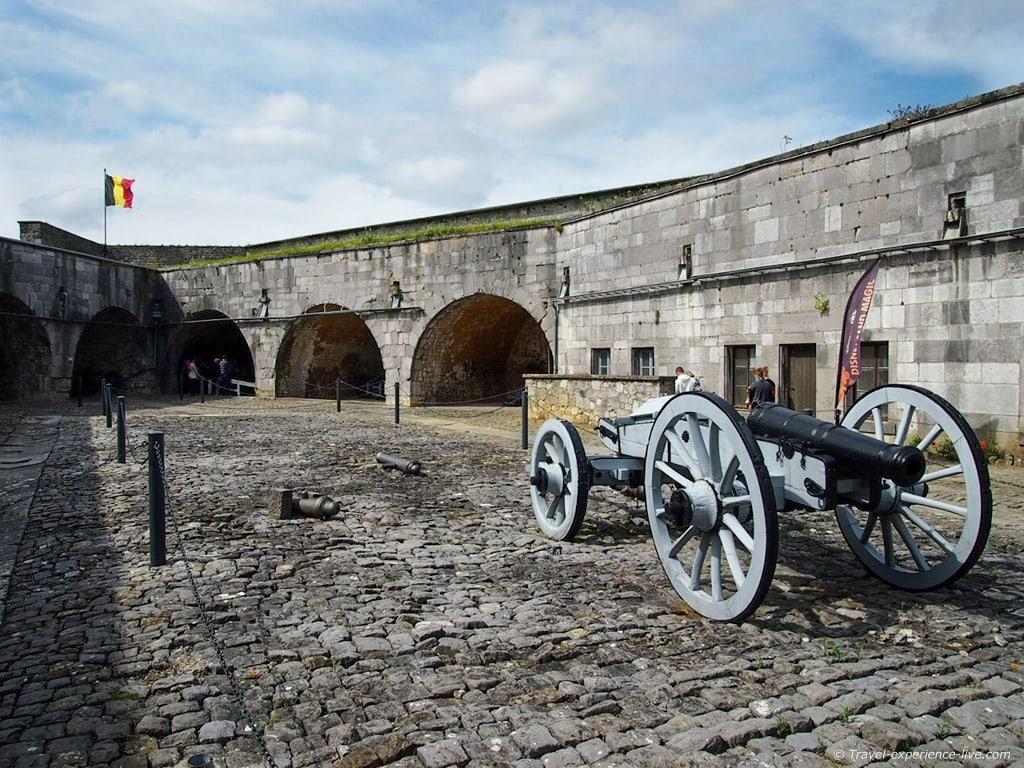 Citadel of Dinant, Belgium