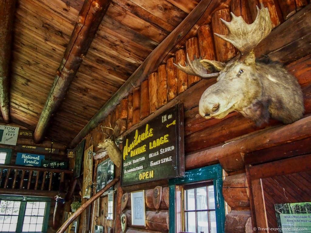 The Ravine Lodge