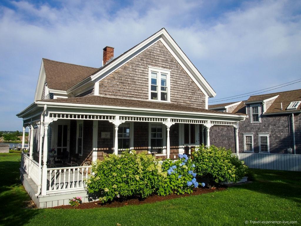 Westport Point house, Massachusetts.