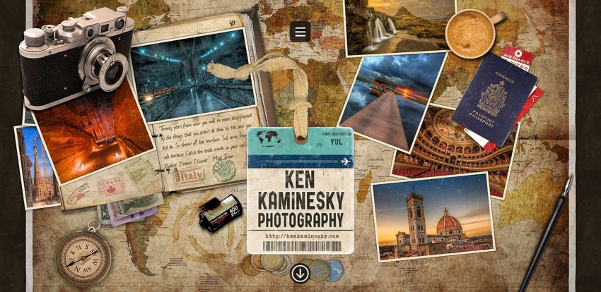 Travel photography blogs: Ken Kaminesky