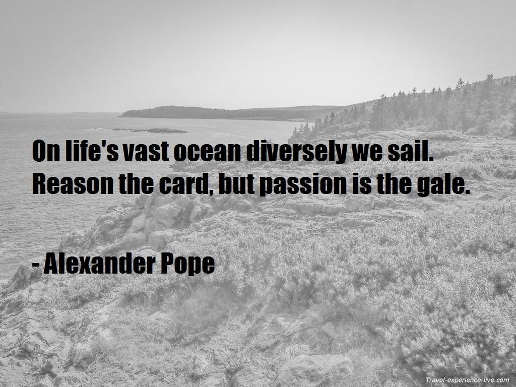 Alexander Pope quote
