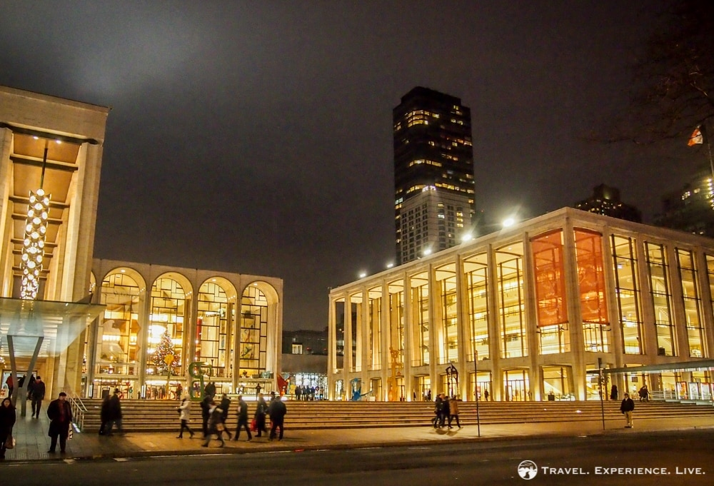 Lincoln Center of the Performing Arts