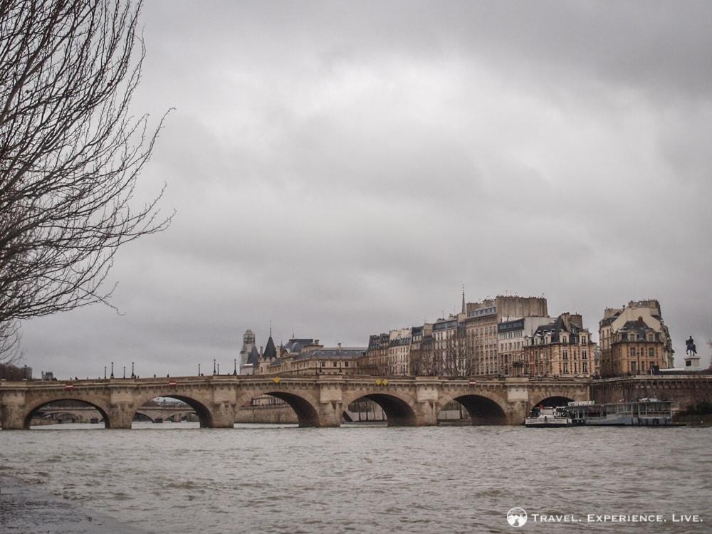 Bridges of the River Seine