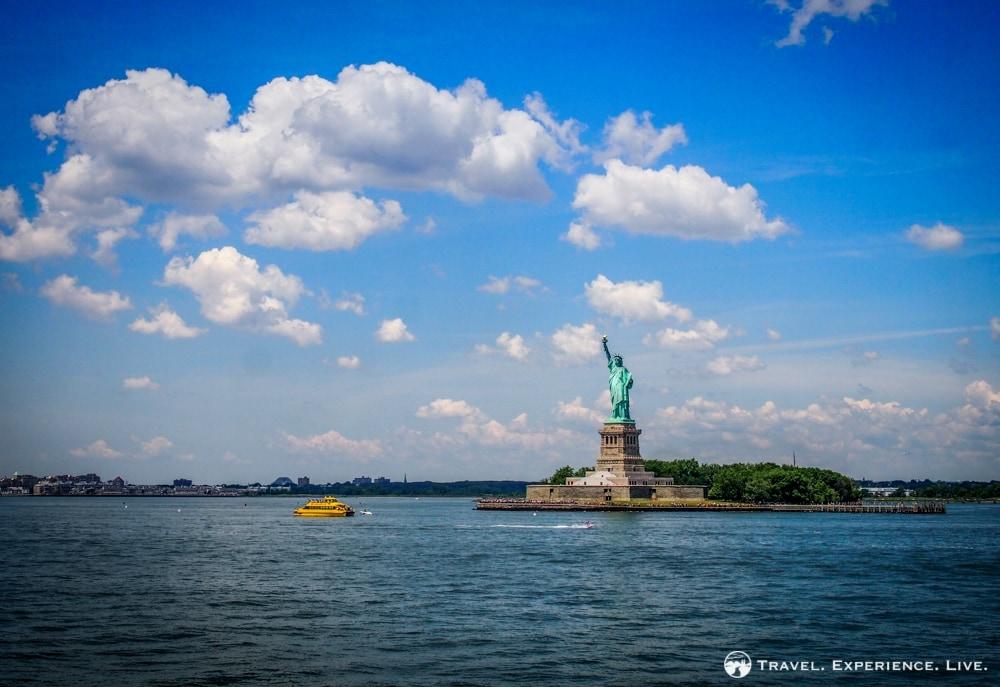 Statue of Liberty Enlightening the World, New York City