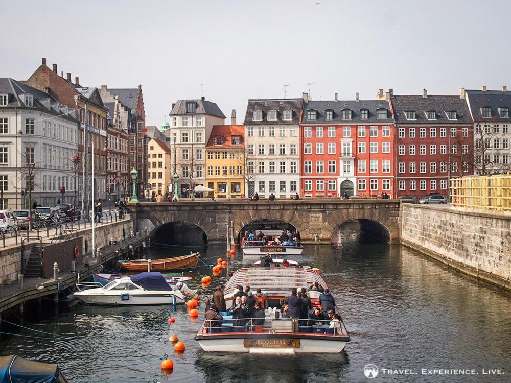 Boat tour in Nyhavn