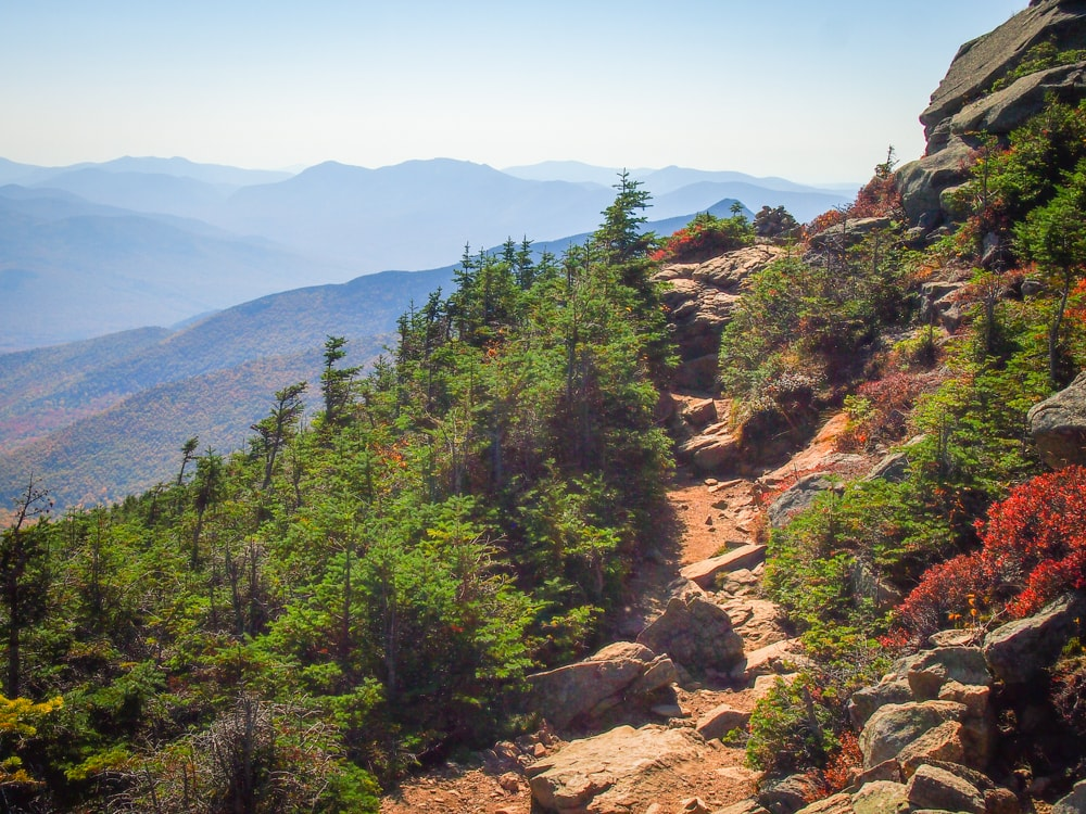 Long-Distance Hikes: the Presidential Traverse