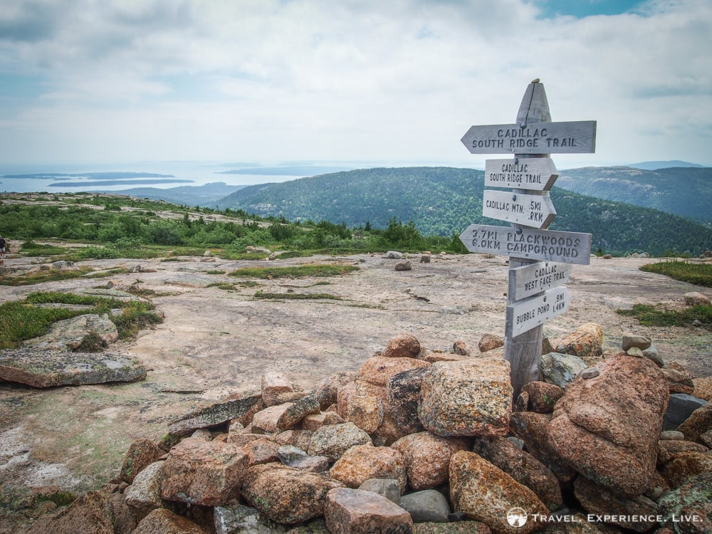 What to Do in Acadia National Park: Cadillac Mountain