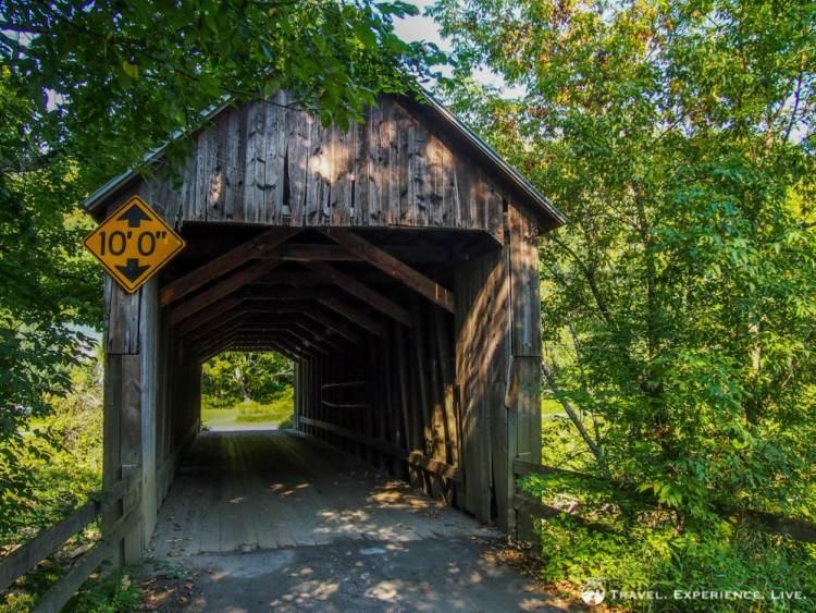 Howe Covered Bridge, Tunbridge, Vermont