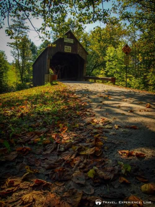 Moxley Bridge, Chelsea, Vermont
