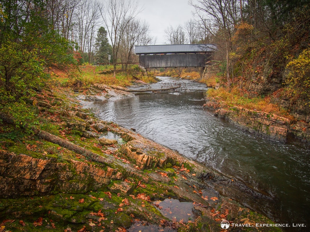 Covered Bridges of Vermont: Sequin Bridge