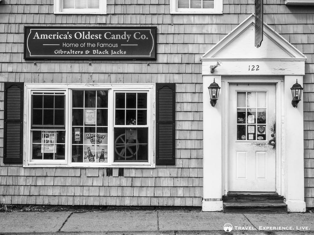 30 Black And White Photos Of New England