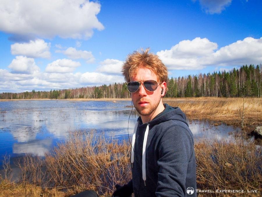 Snapshot from Sweden