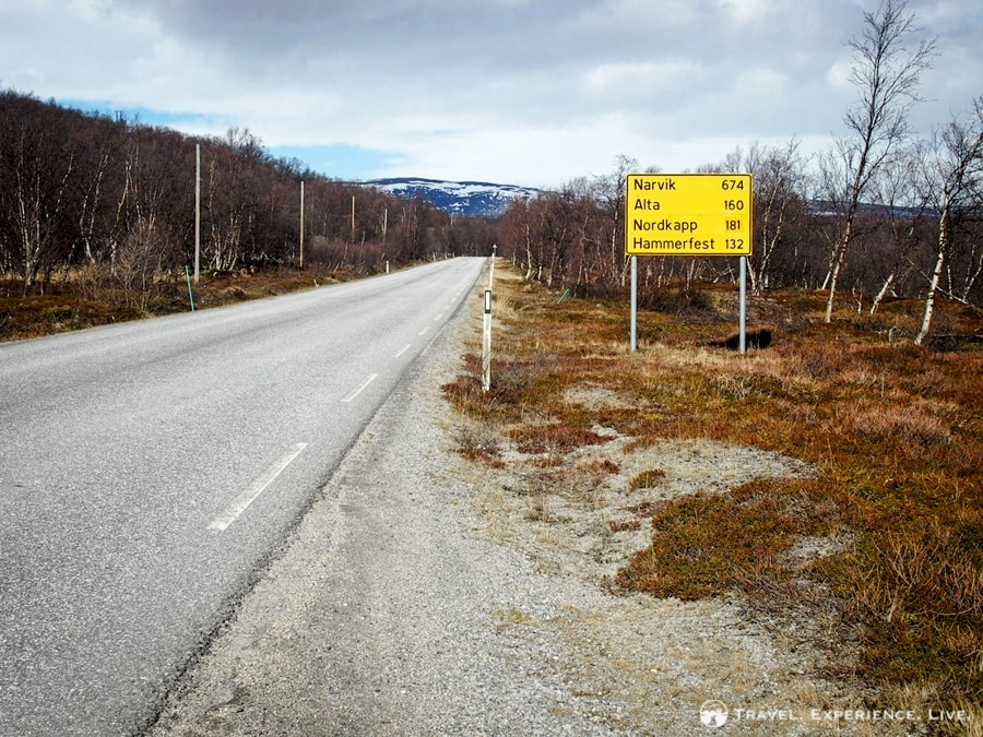 Less than two days to the North Cape