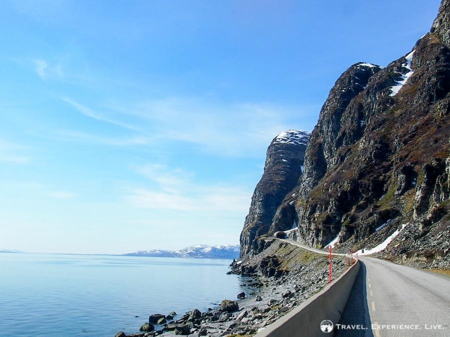 Spectacular road