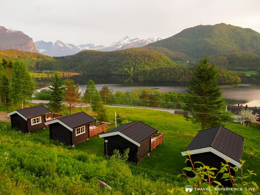 Cabins in western Norway
