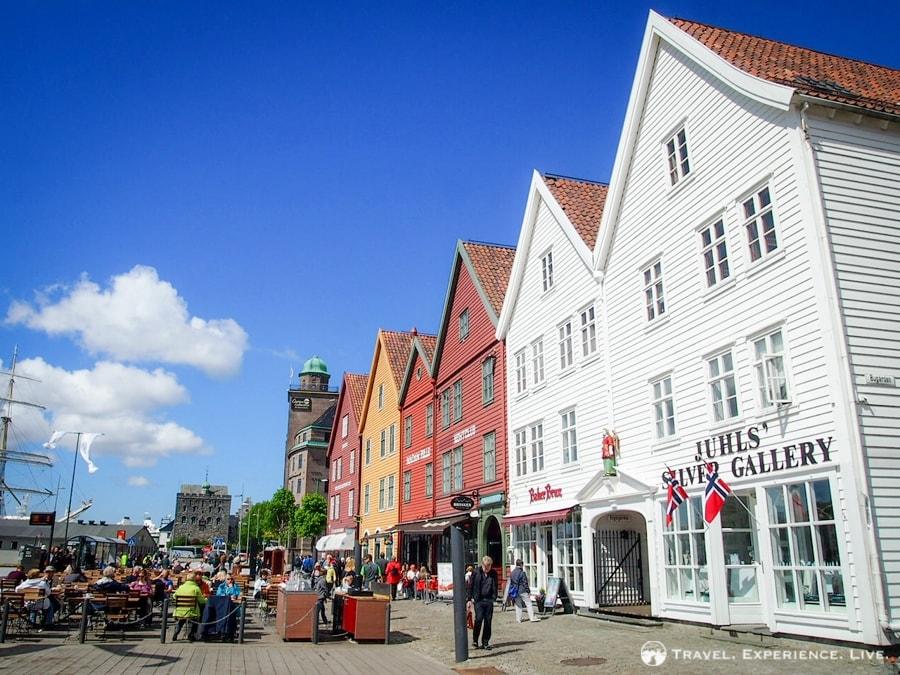 Gorgeous Bryggen, Bergen, Norway