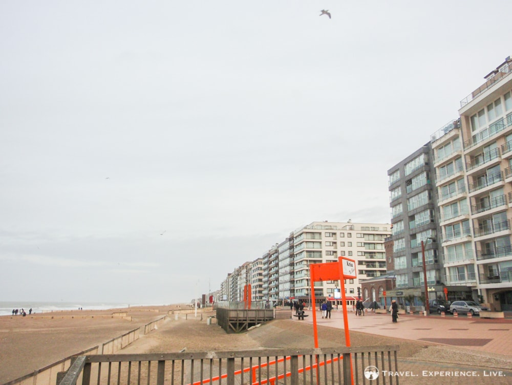 Essential Activities to do in Belgium: North Sea beaches