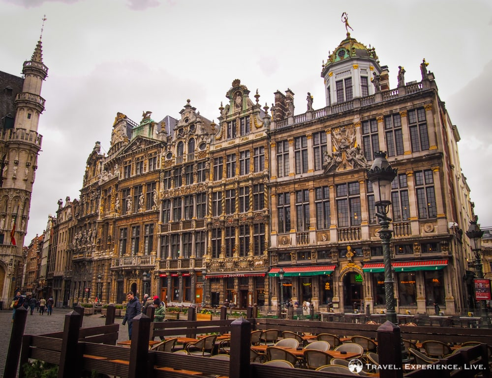 Essential Activities to do in Belgium: Grand-Place in Brussels