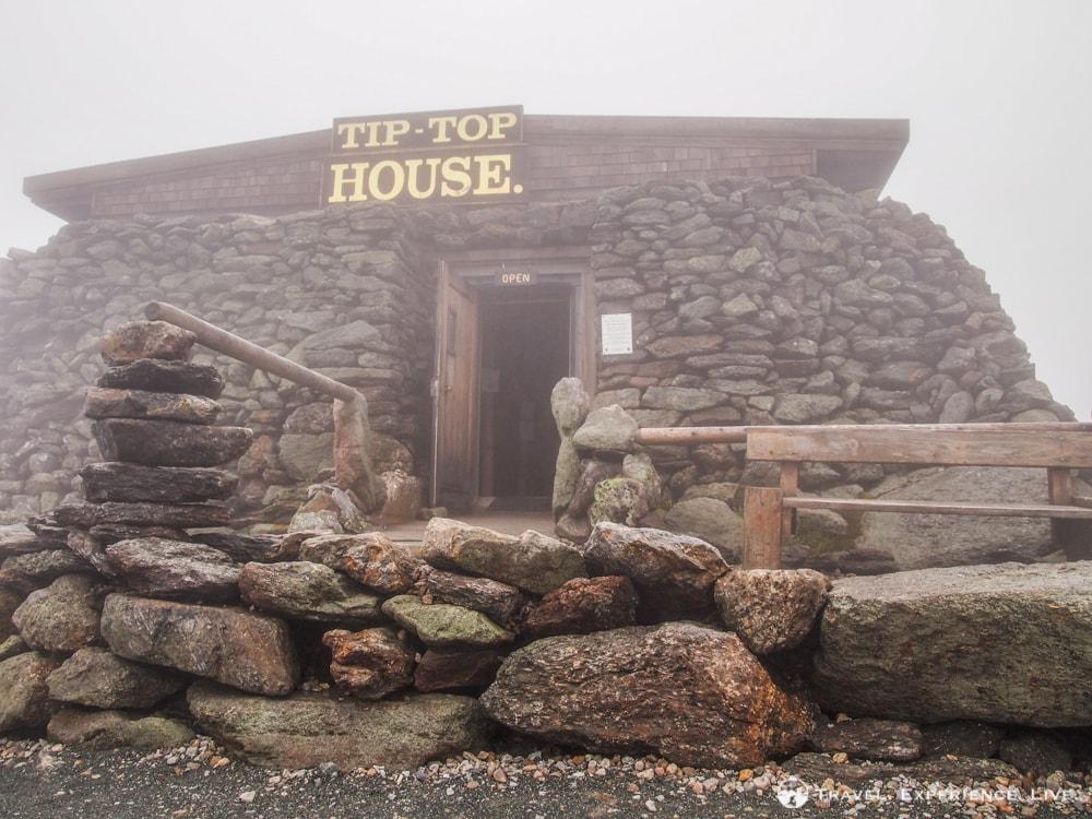 Tip Top House, Mount Washington