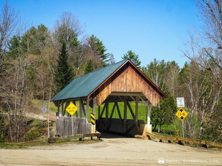 Greenbanks Hollow Bridge, Danville, Vermont