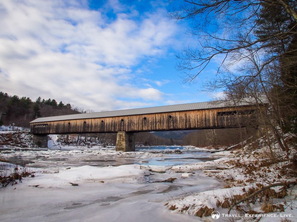 West Dummerston Bridge, Dummerston
