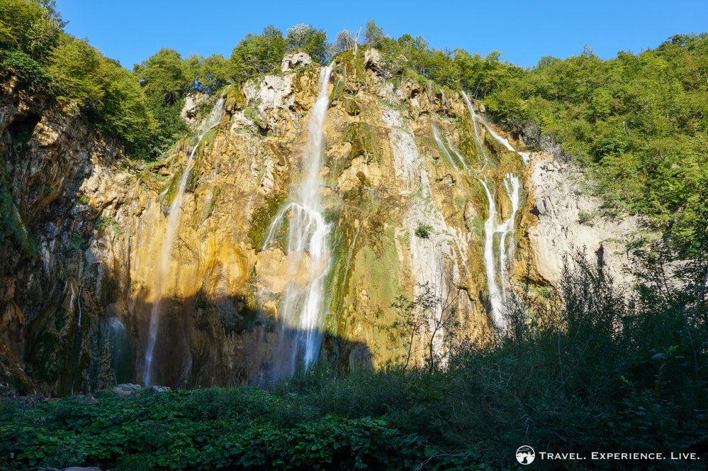 Big Waterfall, Plitvice Lakes National Park