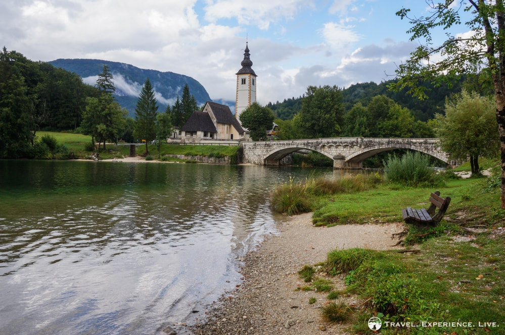 Church of St. John the Baptist, Bohinj