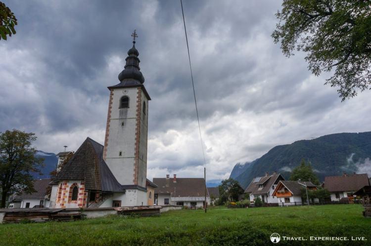 St. Paul's Church, Stara Fužina