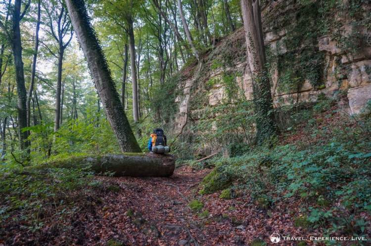 Luxembourg's Müllerthal Trail