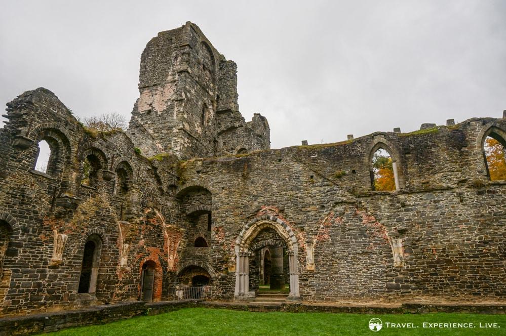 Ruins of Villers Abbey, Villers-la-Ville