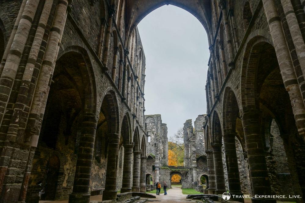 Spectacular Abbey Ruins, Villers-la-Ville