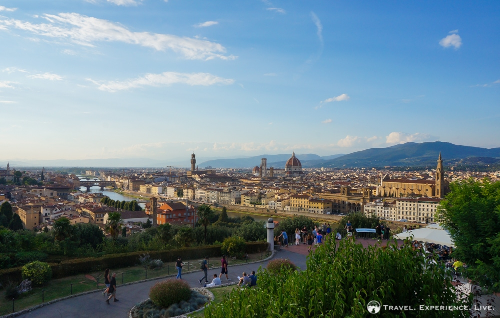 View from Piazzale Michelangelo, Florence photos