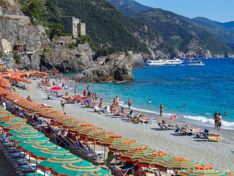 Monterosso Beach in Monterosso al Mare,   Expedia