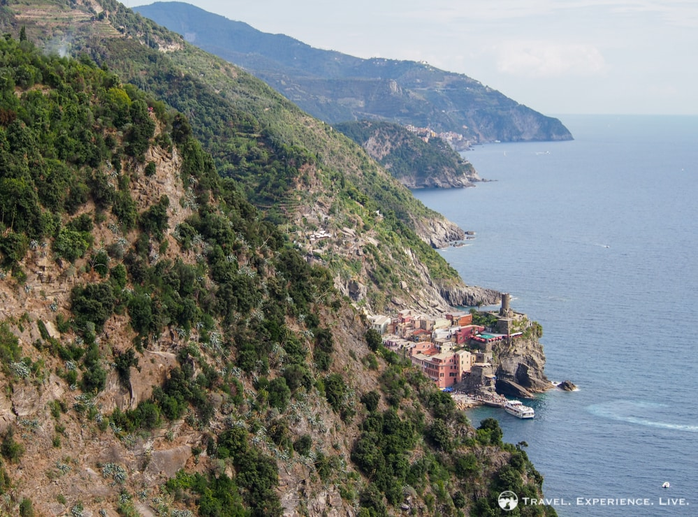 Visiting Cinque Terre National Park coast