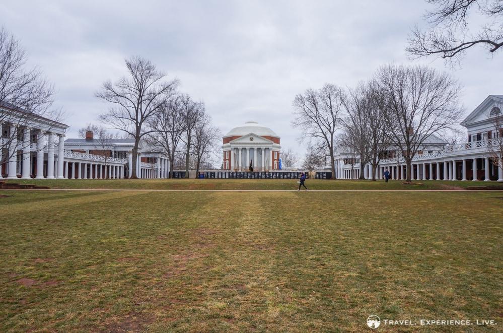 Rotunda, University of Virginia, Charlottesville