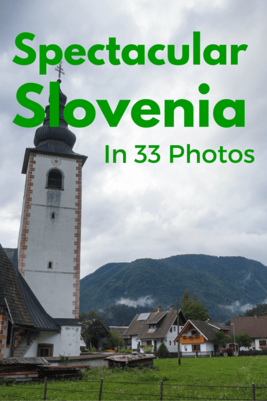 33 Spectacular Slovenia Photos