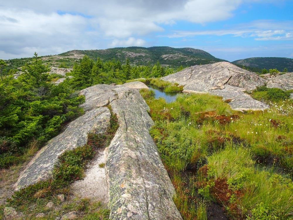 Cadillac Mountain, Acadia National Park