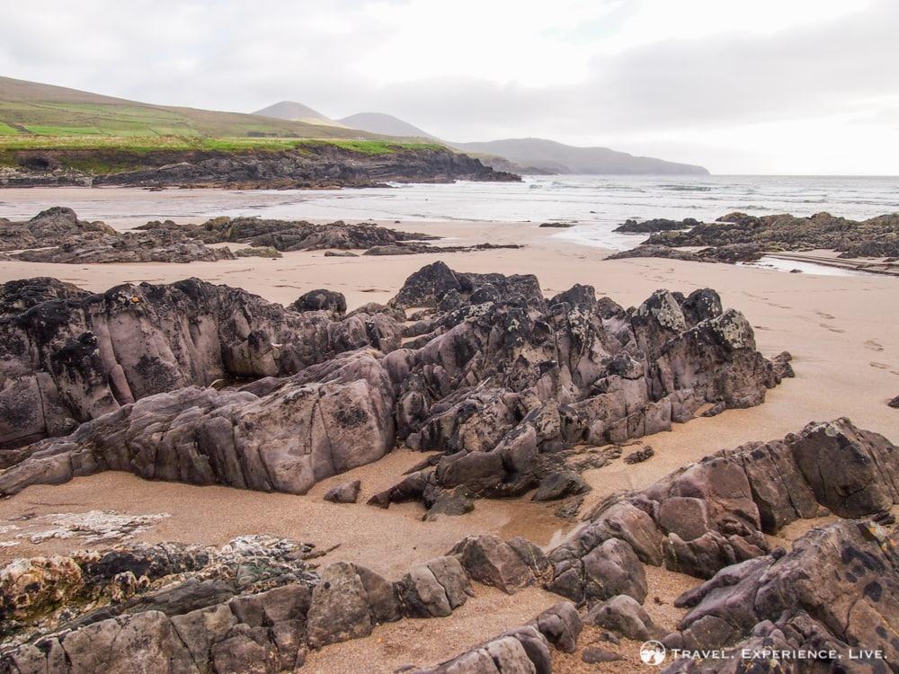 Coast in Kerry, Ireland