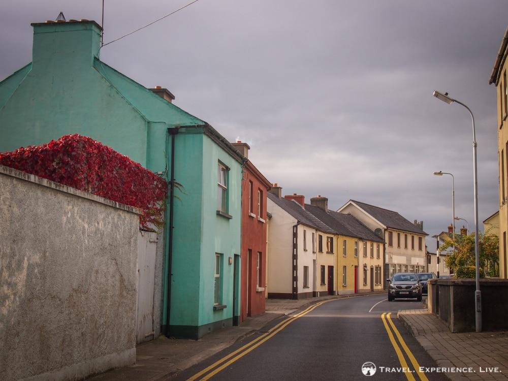 Houses in Kilkenny, Ireland