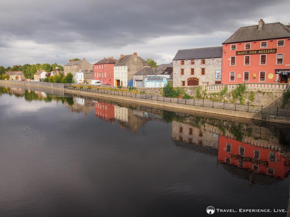 River Nore in Kilkenny, Ireland