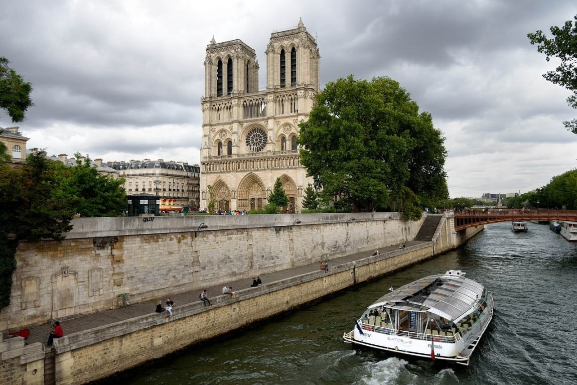 UNESCO World Heritage in Paris: Banks of the Seine