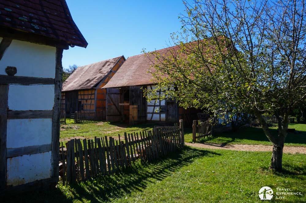 1700s German Farm, Frontier Culture Museum