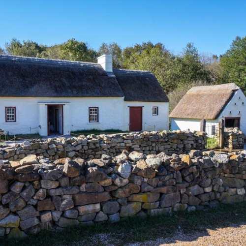 1700s Irish Farm, Frontier Culture Museum