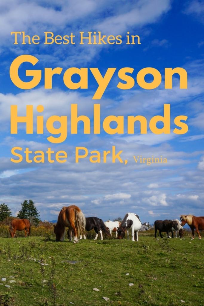 The Best Hikes in Grayson Highlands State Park, Virginia