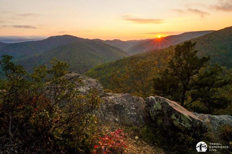 20-Minute Cliff Overlook