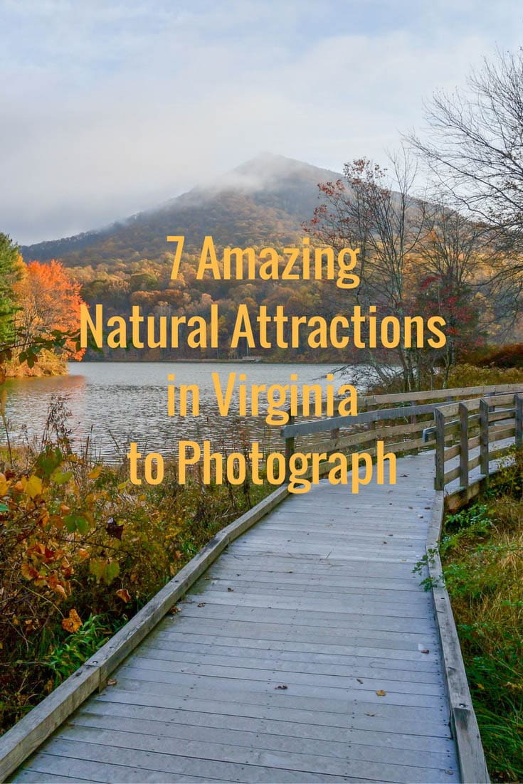 7 Amazing Natural Attractions in Virginia to Photograph