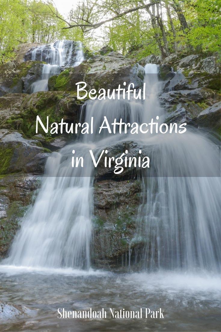 Beautiful Natural Attractions in Virginia