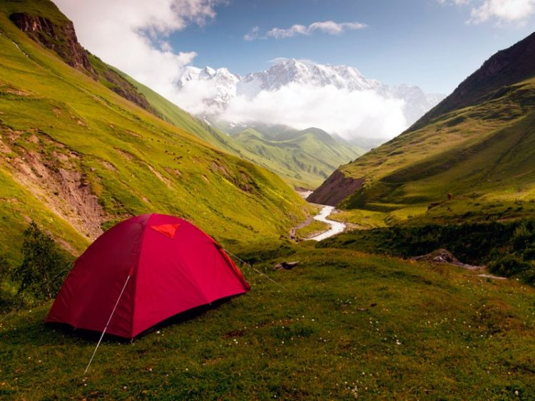 Mountain Holidays in the South Caucasus: Svaneti